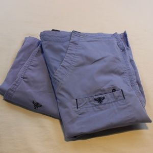 Blue Med Couture Scrubs Size Medium